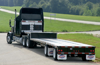 Flatbed Stepdeck Freight Shipping